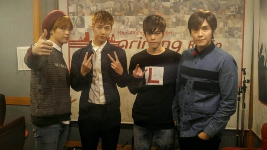 'N.Flying' Is on the Air!