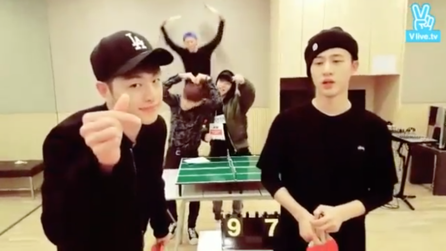 iKON WELCOME BACK : 5th GAME