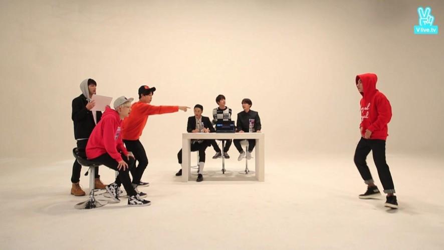 V LIVE - BTS GAYO - track 7