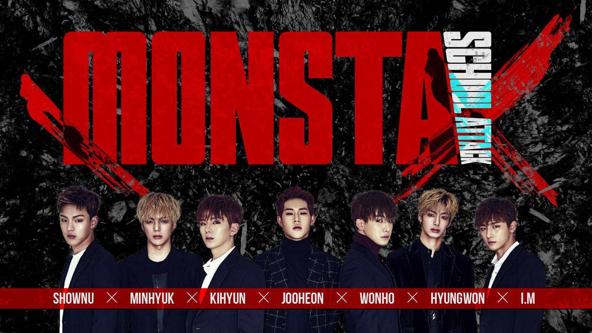 [Special] 몬스타엑스(MONSTAX)_MON SCHOOL ATTACK #2