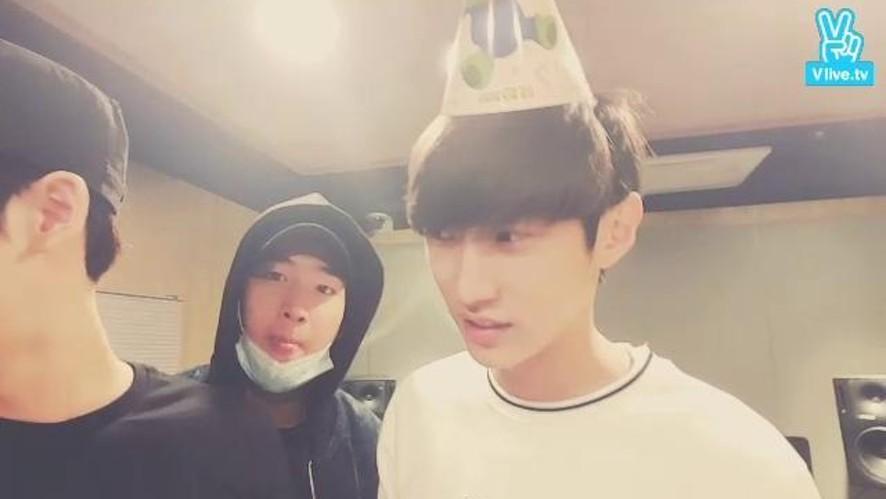 happy birthday♡jinyoung