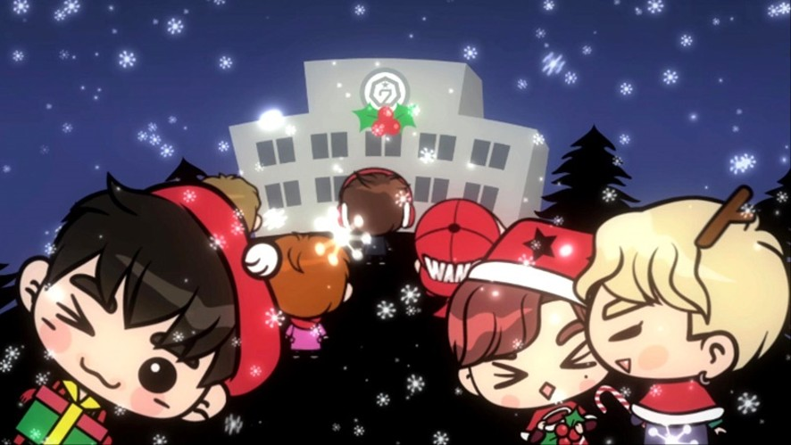"GOT7 ""고백송(Confession Song)"" Teaser Video (GOTOON Ver.)"