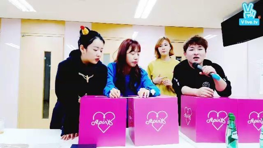 Apink PINK LOTTO SHOW! #4(2)