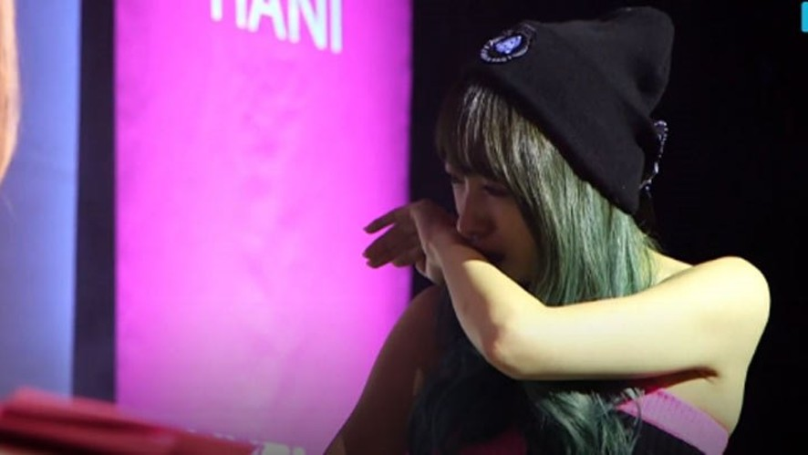 [V ] Letter from Manager - EXID Guerrilla Fan Meeting