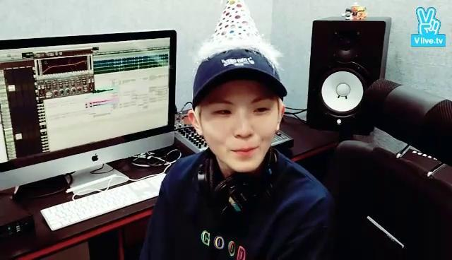 SEVENTEEN 'Happy Birthday! WOOZI'