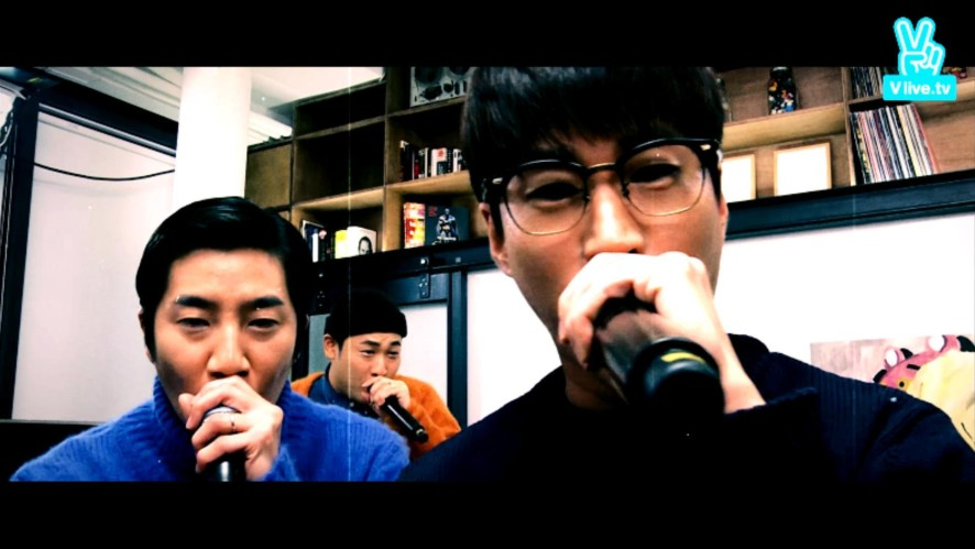 [Vehind] EPIK HIGH Concert Preview behind