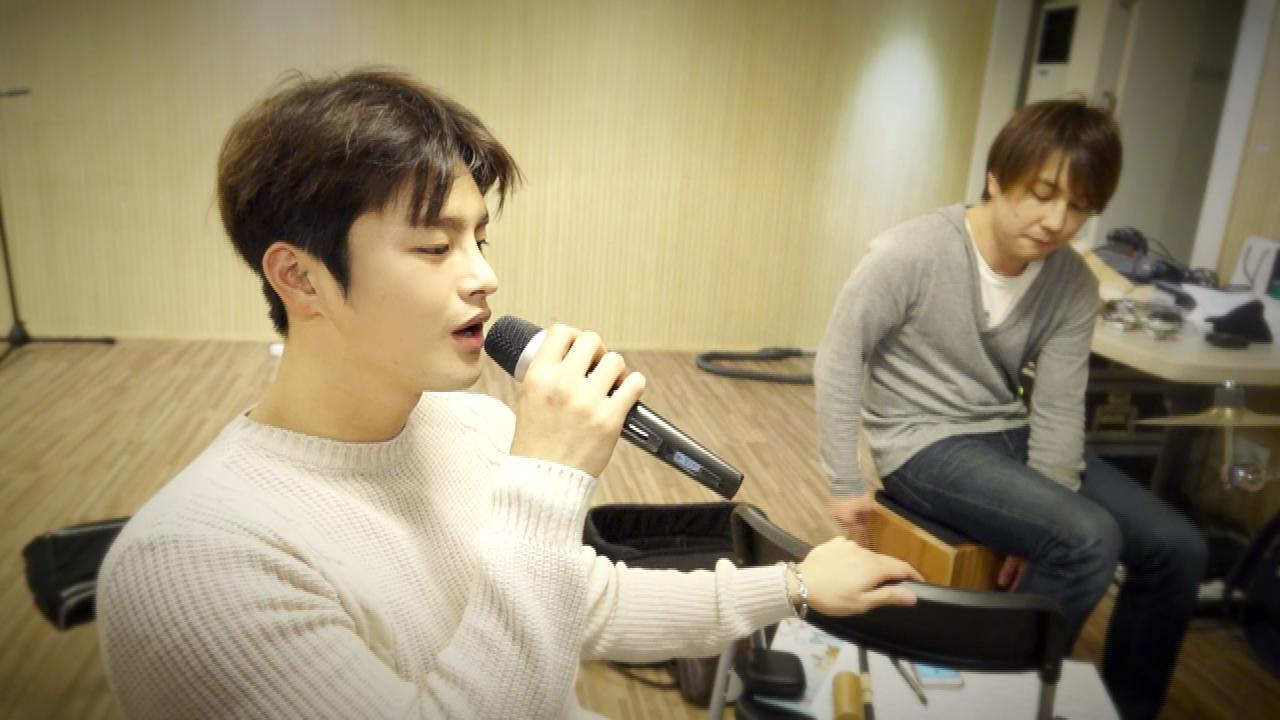 서인국의 Real Live, 'Music & Talk' Behind Film