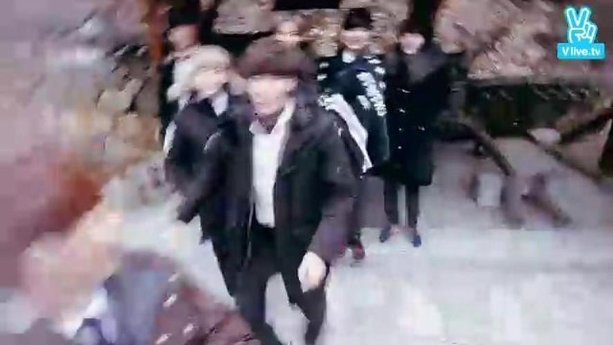 JJCC V앱 첫방첫눈!!(뜻밖의 게스트)