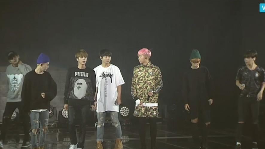 BTS 花樣年華 ON PRE-STAGE LIVE