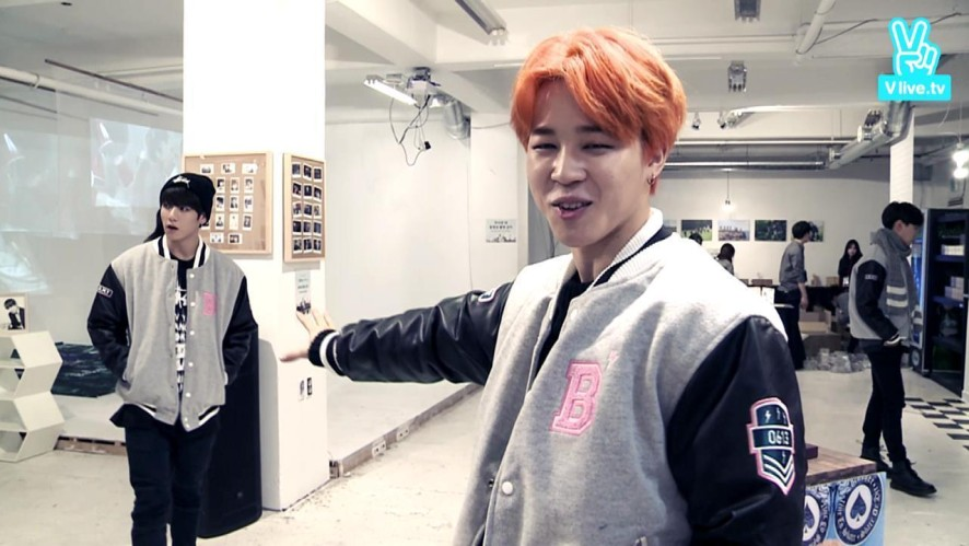 [Vehind] BTS Docent LIVE SHOW