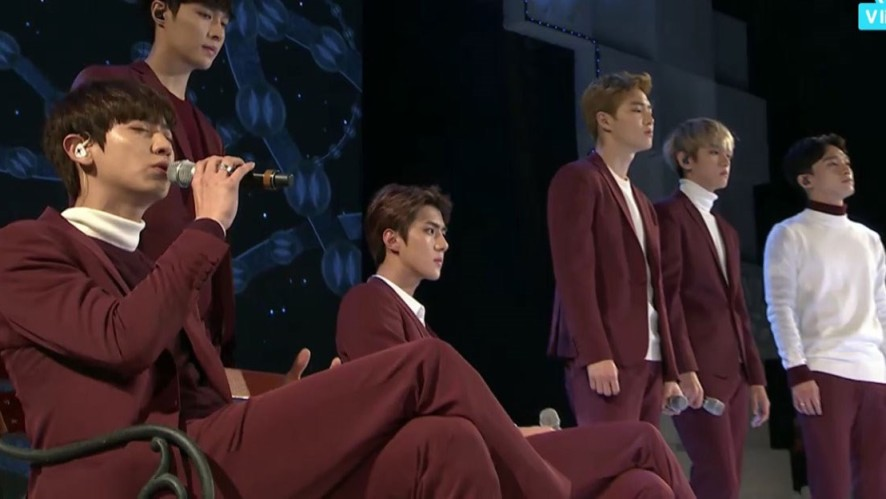 EXO COMEBACK STAGE <Sing For You>