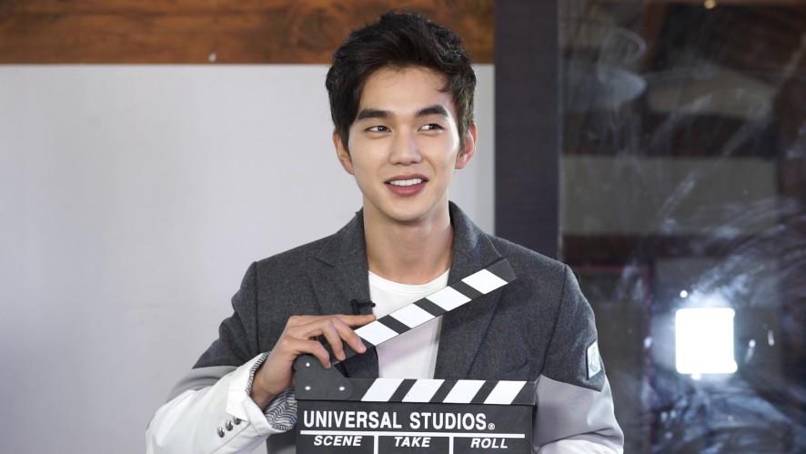 Meet the star (The Magician, 2015 : Seung-ho Yoo) - 배우를만나다 유승호 편