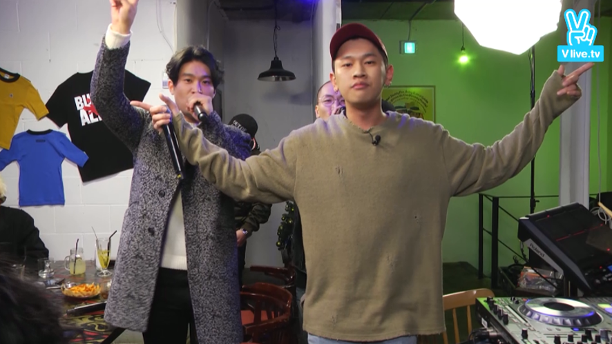 [Highlight] 이력서 - Amoeba Culture Year-end Party LIVE