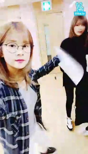 Apink Broadcast  (하영이와 나은이의 에피타이져)