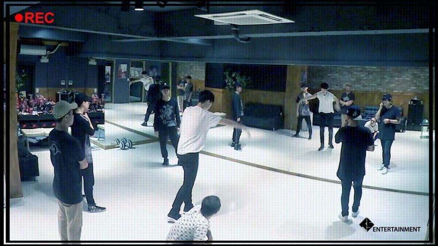[스타캐스트]Zelo's choreography work process_1