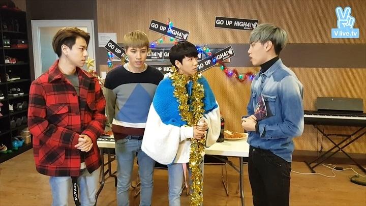 High4 Show! Merry X-mas Special gift! (하이포 '크리스마스에는 축~복을')