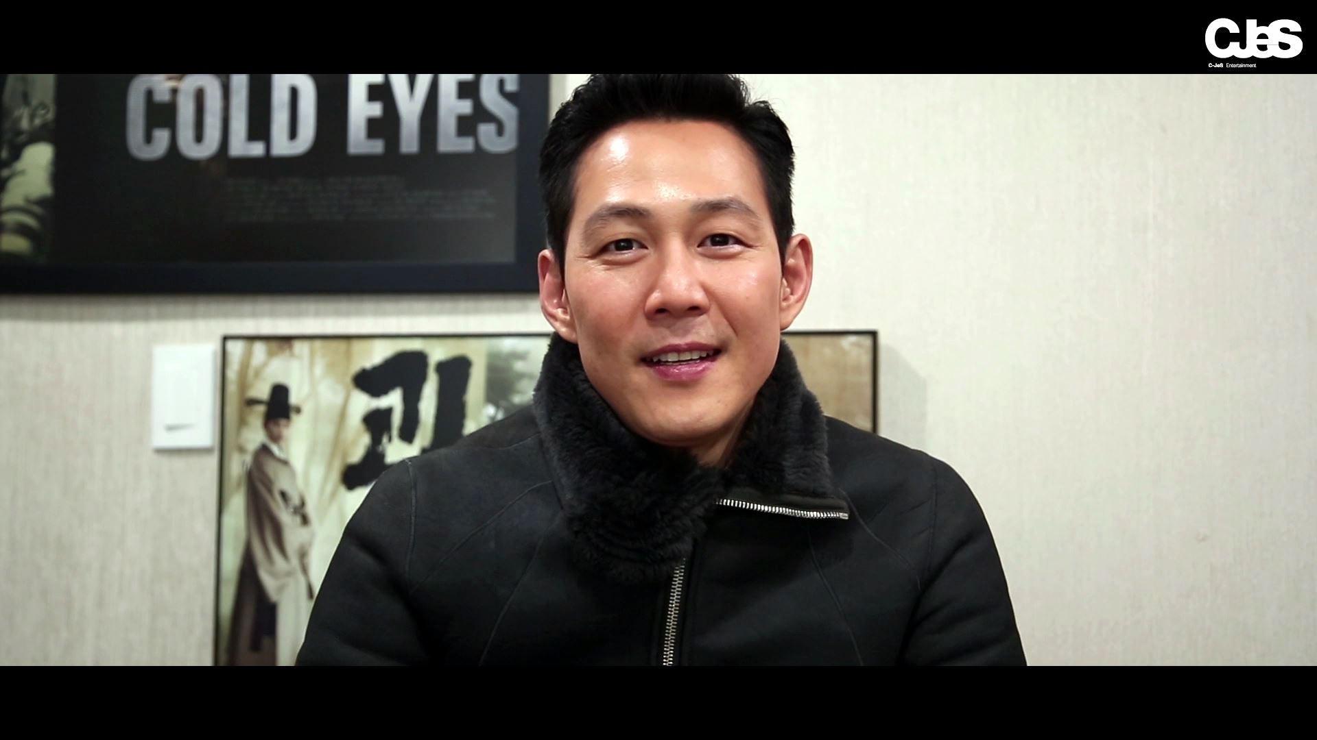 이정재 - 이정재의 성대모사 A to Z 인터뷰! (Behind Film)