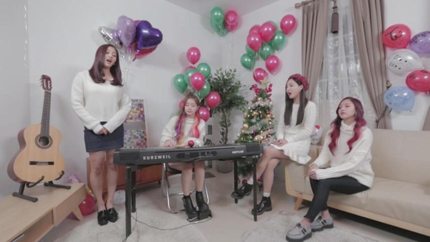 TWICE 'Be My Baby - Wonder Girls' COVER