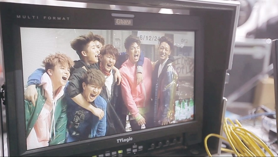 iKON - '왜 또(WHAT'S WRONG?)' M/V MAKING FILM