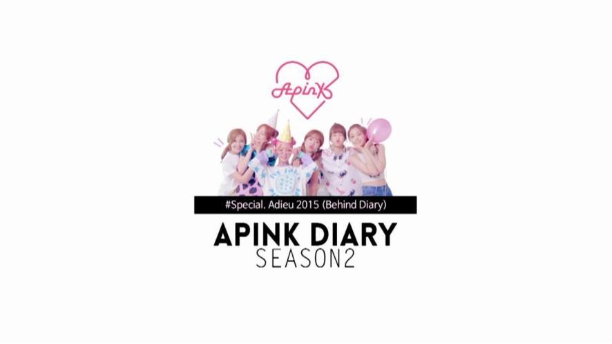Apink Diary2 Special (Adieu 2015)