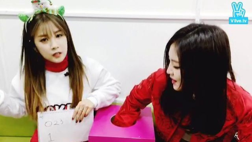 Apink PINK LOTTO SHOW (PINK MEMORY DAY)