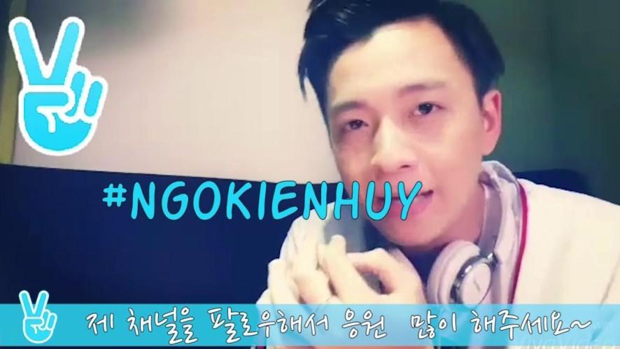 [New] Ngo Kien Huy Channel Open