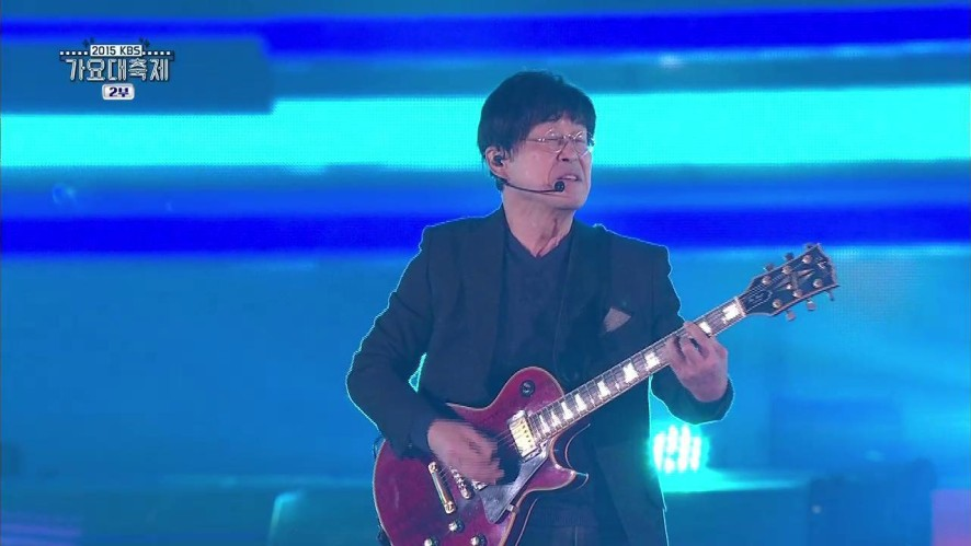 V LIVE - [KBS song festival] Kim Chang-Wan Band with EXO