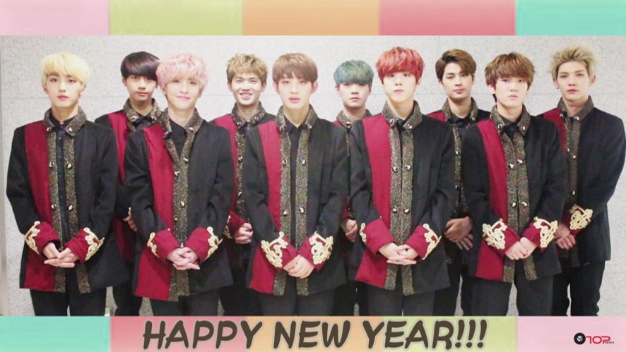 [UP10TION] 2016 HAPPY NEW YEAR