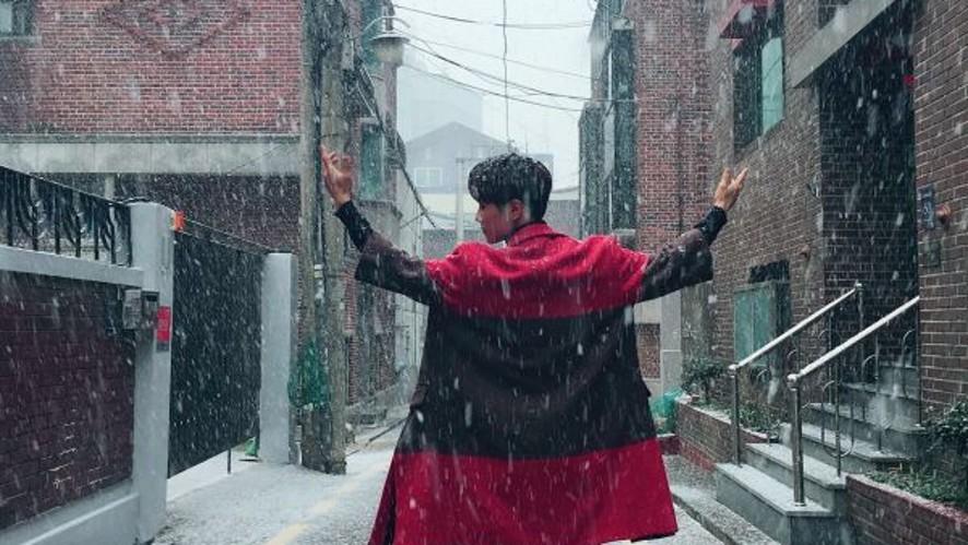 문한이의 Snow day!