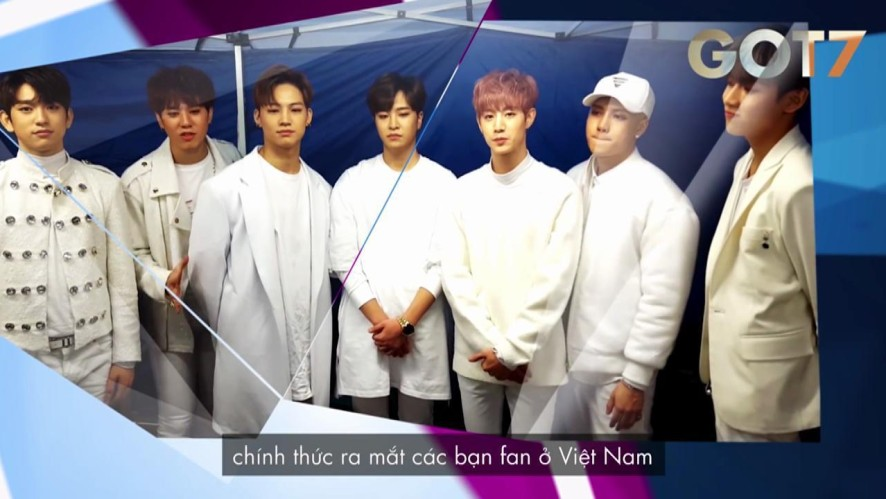 GALA VIETNAM TOP HITS - GOT7's Greeting