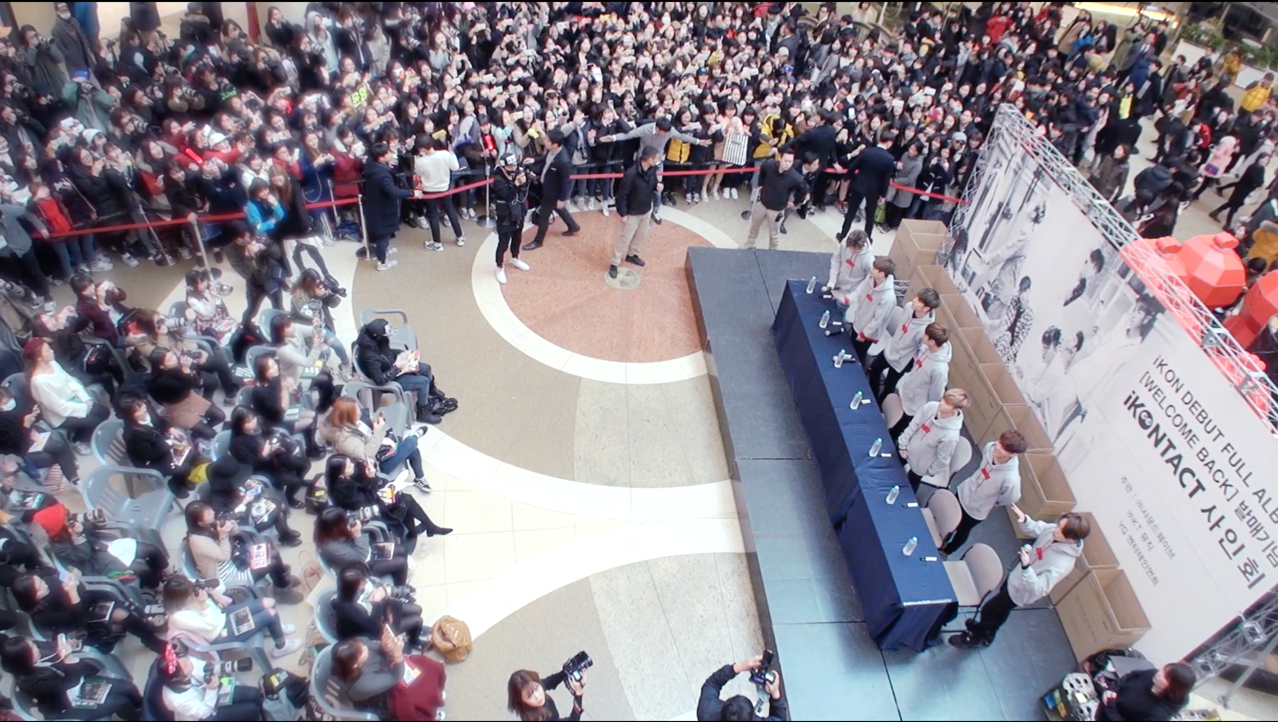 iKON - 'iKONTACT' FAN SIGNING DAY IN BUNDANG