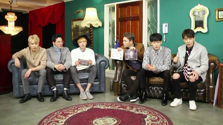 [REPLAY] TEEN TOP COMEBACK LIVE