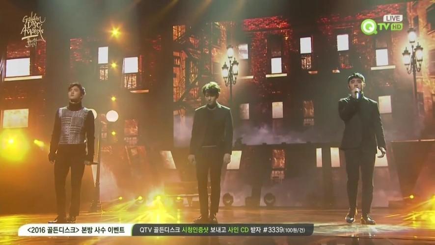 [2016 골든디스크] 음반부문 SPECIAL STAGE - 엑소(EXO)