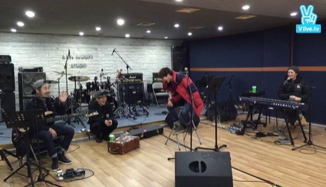 딕펑스 V앱 2016년 신년회