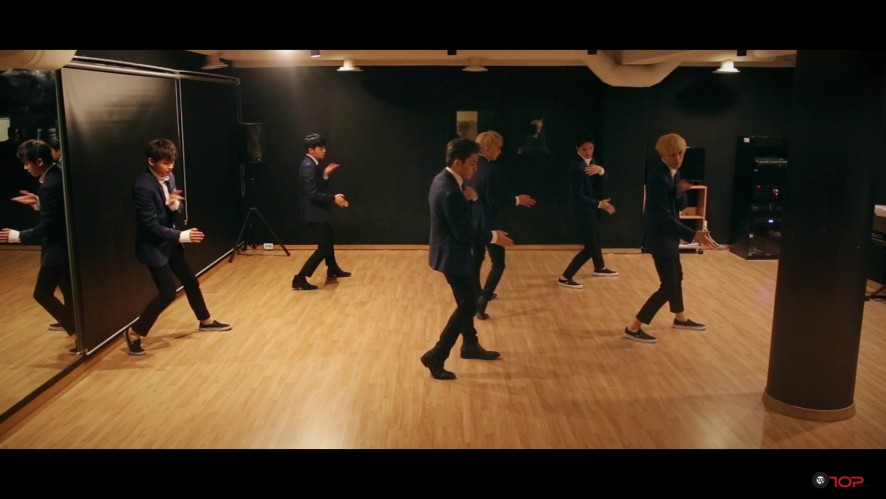 [Dance Practice] TEEN TOP(틴탑)_사각지대(Warning Sign)