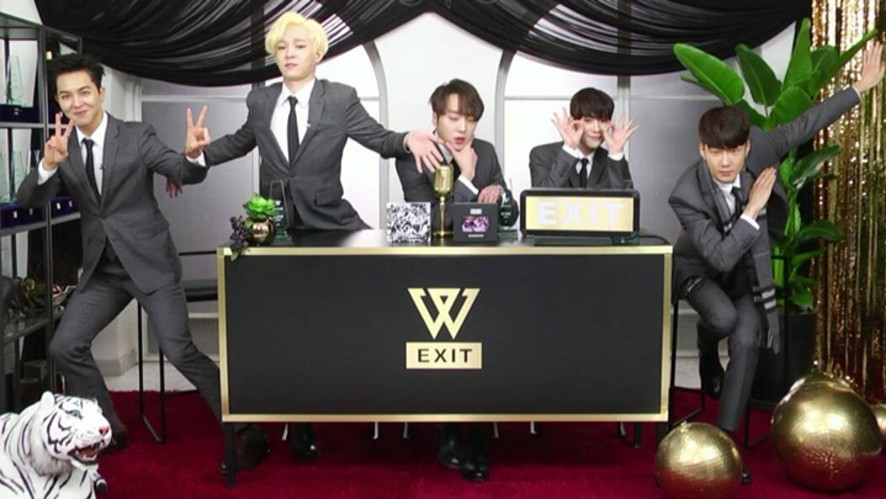 [REPLAY] WINNER COMEBACK 'EXIT AWARDS'