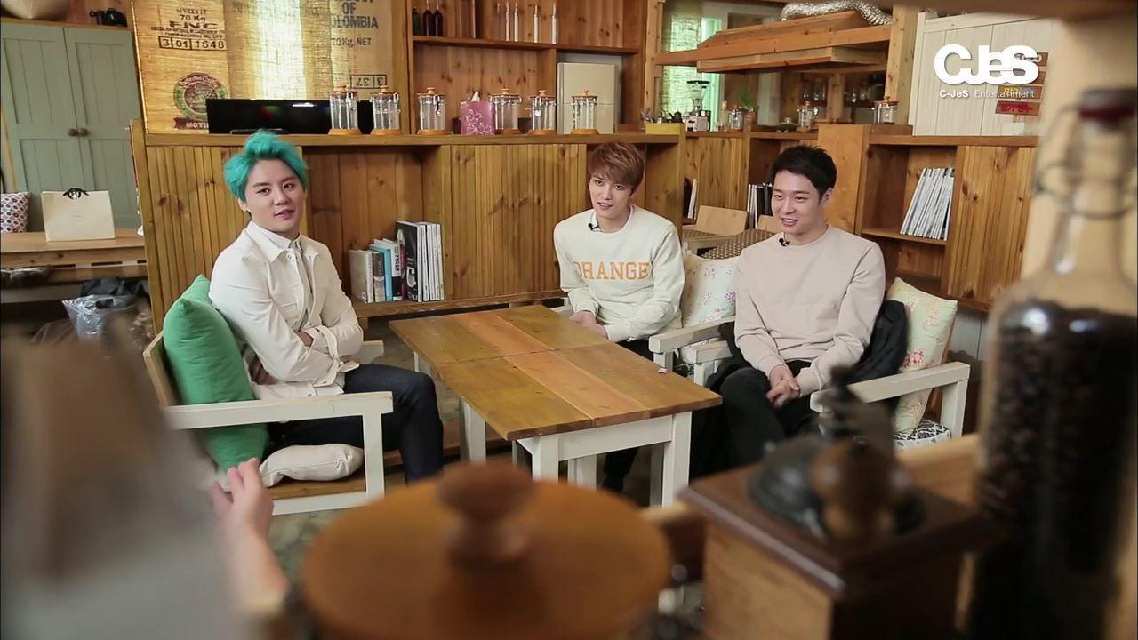 [Episode.1] JYJ의 <수확여행> 그 첫 미팅은?