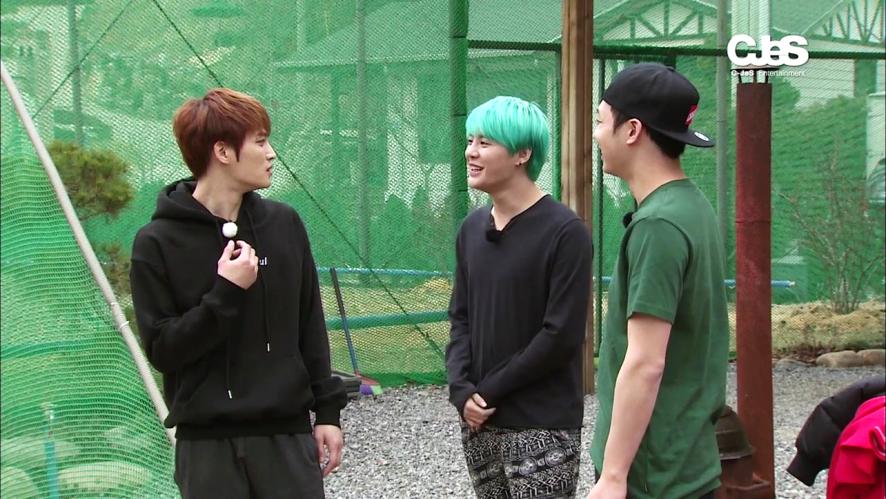 [Episode.2] JYJ의 '토르'를 가리자! 장작과 정면승부!