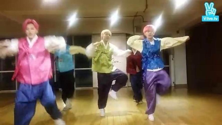 [IMFACT] 임팩트 '롤리팝(Lollipop)' 생방송깜짝이야 2탄
