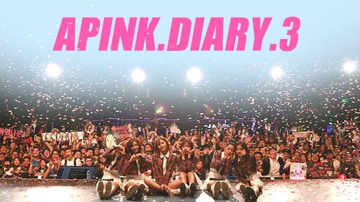 Apink Diary3 EP.1 (북미투어)