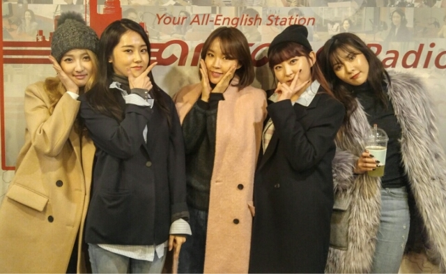 '4Minute' Came from the Star !