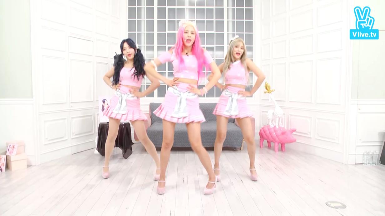 """[HIGHLIGHT] AOA CREAM - """"I'm Jelly BABY"""" LIVE"""