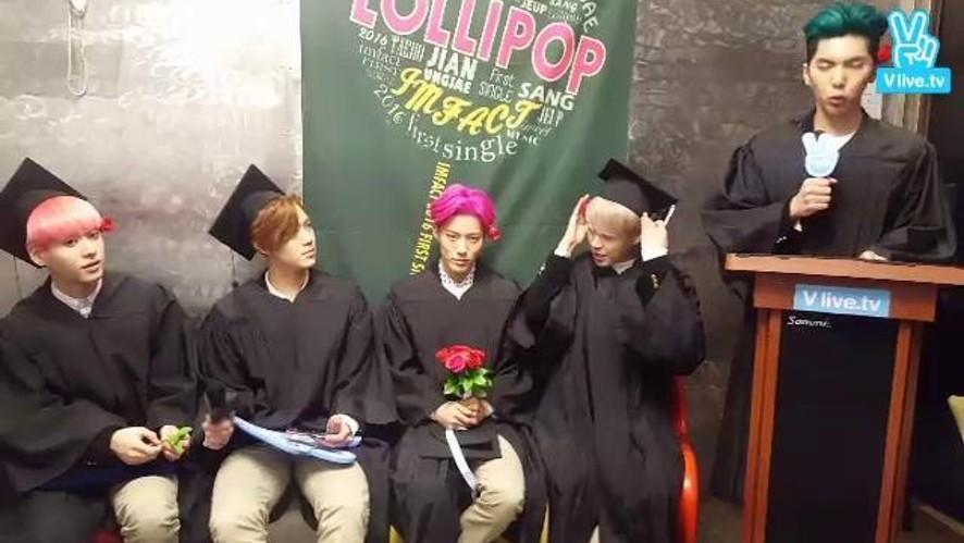 [IMFACT] 빛나는 졸업장을 임팩트가 전해드립니다 2편