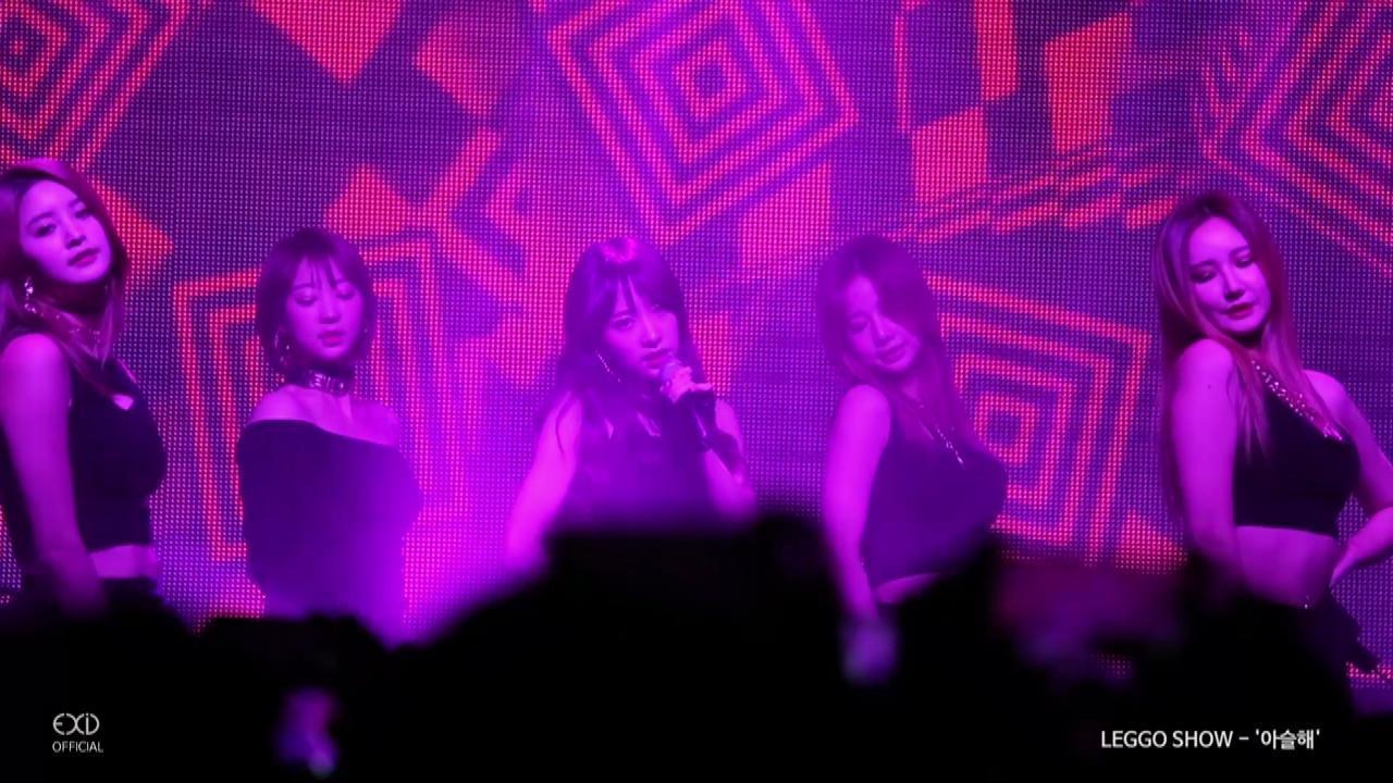 [EXID(이엑스아이디)] LEGGO SHOW Special stage