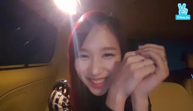 트와이스 블랙스완 미나의 SPOT LIVE V