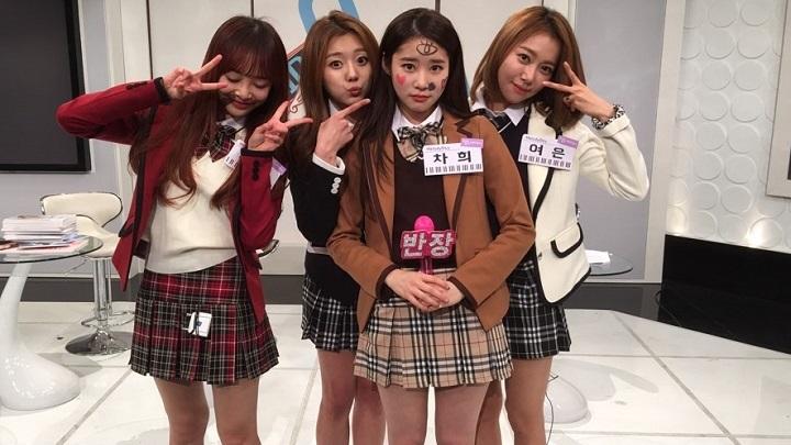 MelodyDay - Meldy School 'fashion' 멜로디데이 '교복을 벗다'