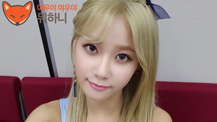 "AOA YUNA_""Fox's Secret Voice"" #6"