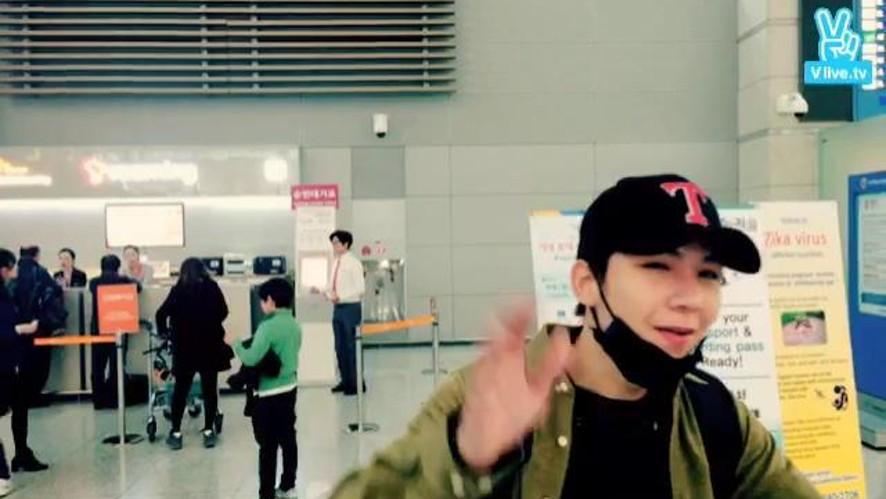 Kelvin in Korea - Good bye korea 2