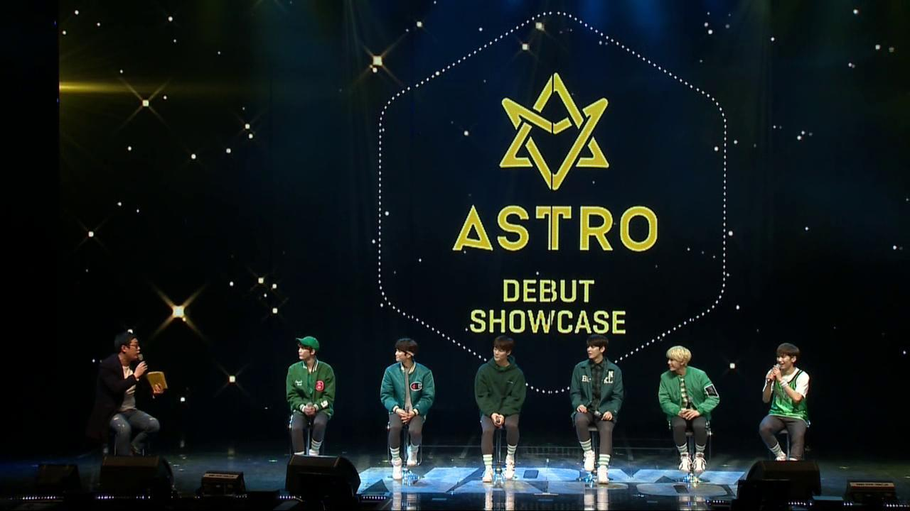 ASTRO DEBUT SHOWCASE [Spring Up]