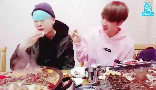 BTS's Broadcast